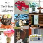Awesome thrift store projects
