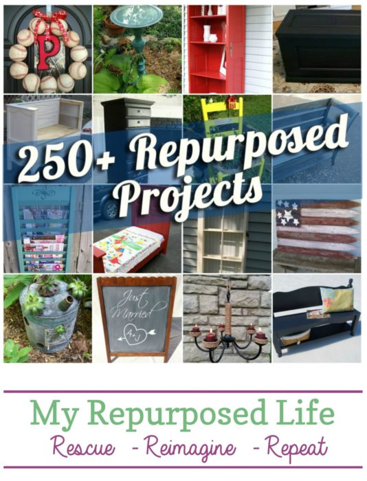 250 plus repurposed furniture projects MyRepurposedLife