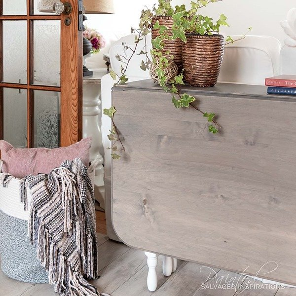 Restoration-Hardware-Vintage-Gateleg-Table-Makeover