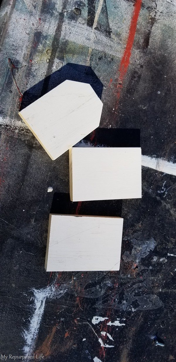 scrap 1x3's make paper roll brackets