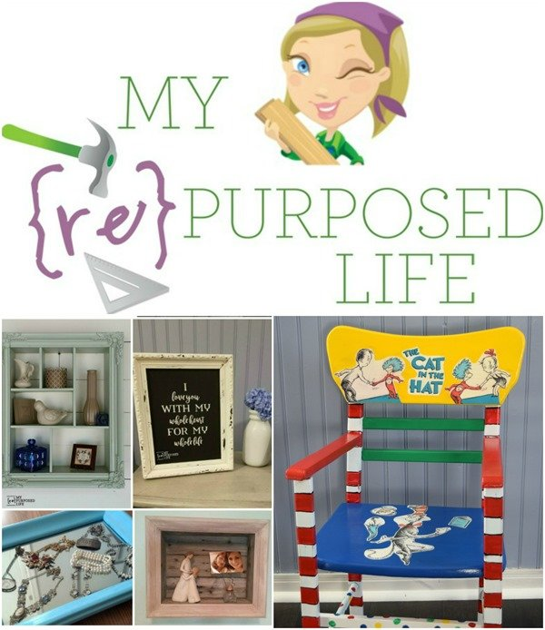 last week on my repurposed life
