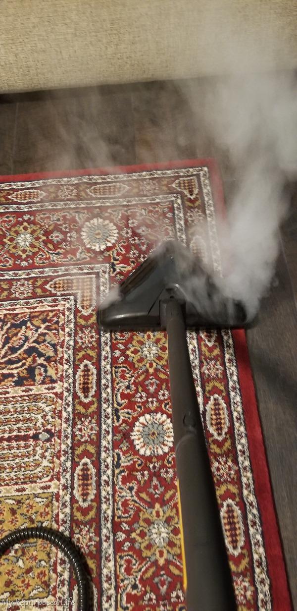 freshen carpet kill dust mites