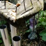 Wind Chime Makeover   Paint & More