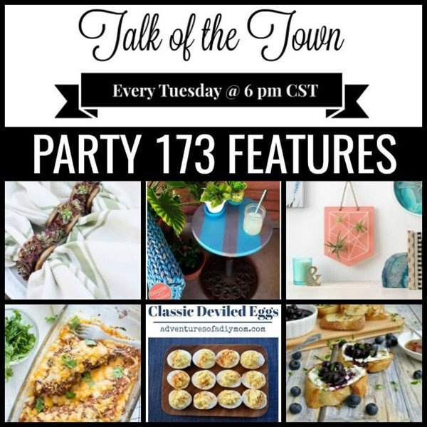 talk of the town 173 features