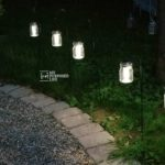 Hanging Solar Lights | Small Lanterns