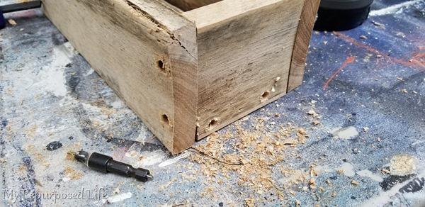 countersink bit for wood screws