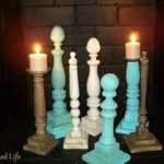 Spindle Candlestick Ideas