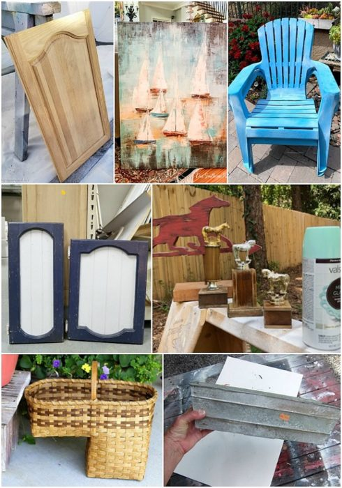 summer thrift store ideas