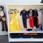 Kids Dress Up Armoire