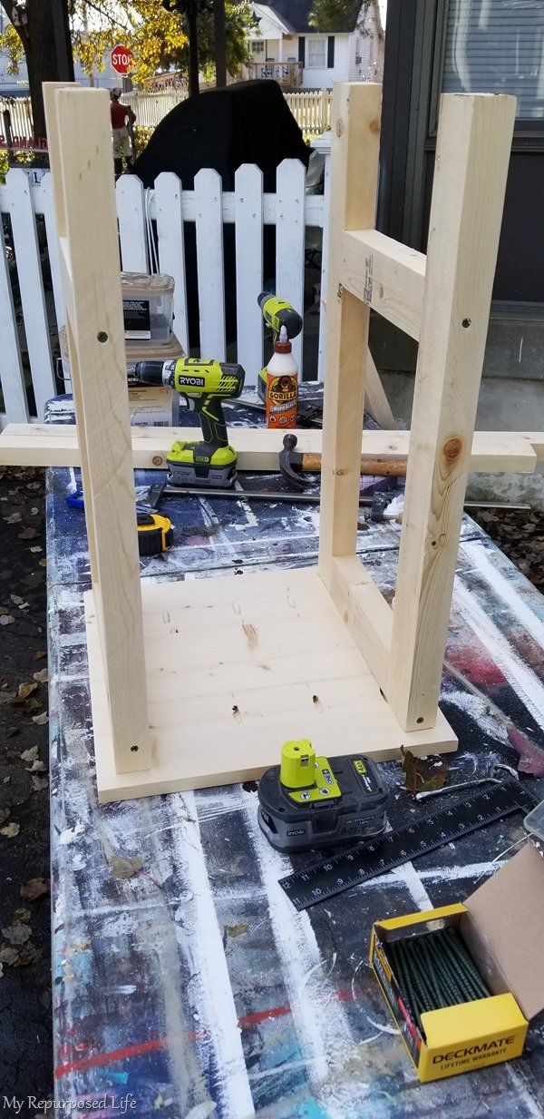 building a simple table