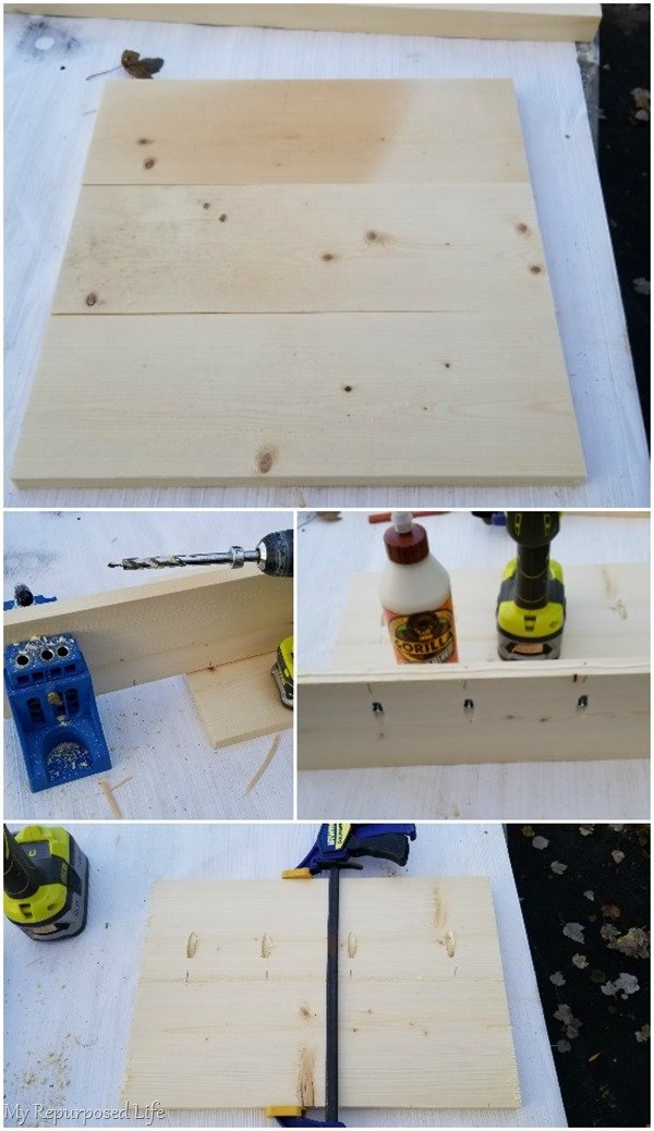 top for simple table build