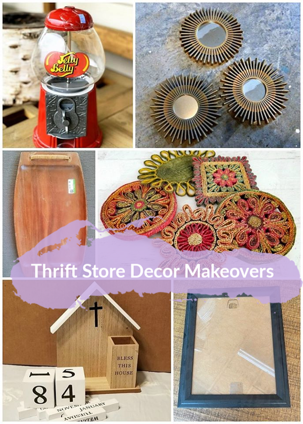 thrift store projects for the new year