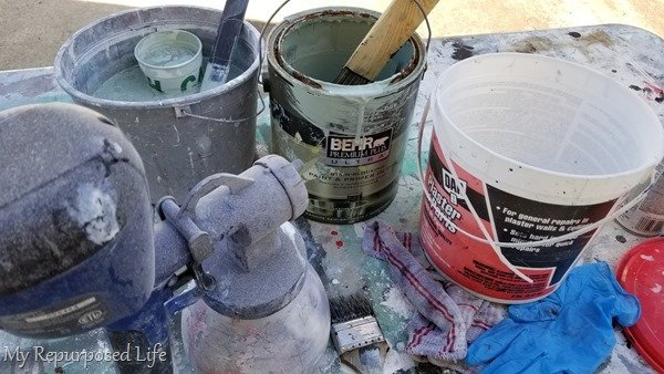 chalky paint primer