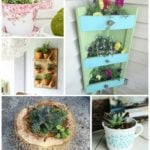 DIY Planter Ideas For All Skill Levels