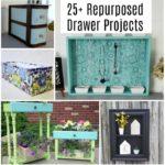 25 Repurposed Drawer Ideas