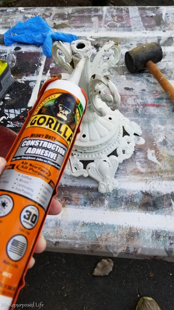 gorilla glue construction adhesive
