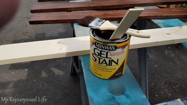hickory gel stain