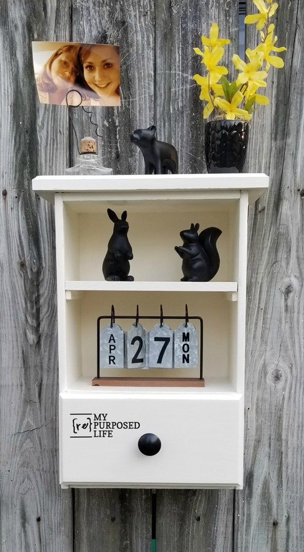how to make a repurposed drawers wall cabinet MyRepurposedLife