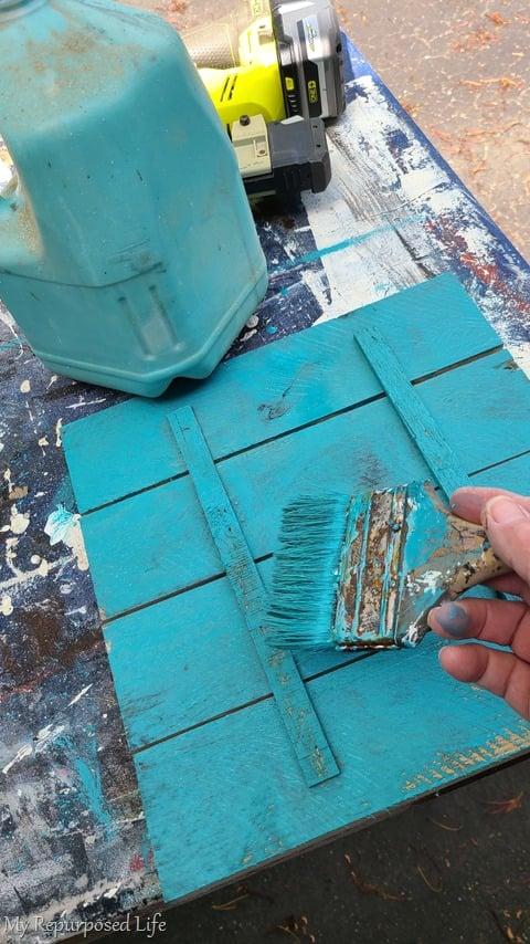 paint pallet top