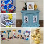 Decoupage Project Ideas