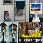 wooden spindle project ideas