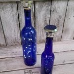 Wine Bottle | Solar Lights