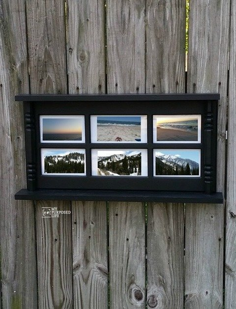 repurposed-glass-hutch-door-picture-frame-wall-shelf-MyRepurposedLife.com_