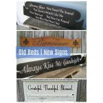 Old Beds | New Signs