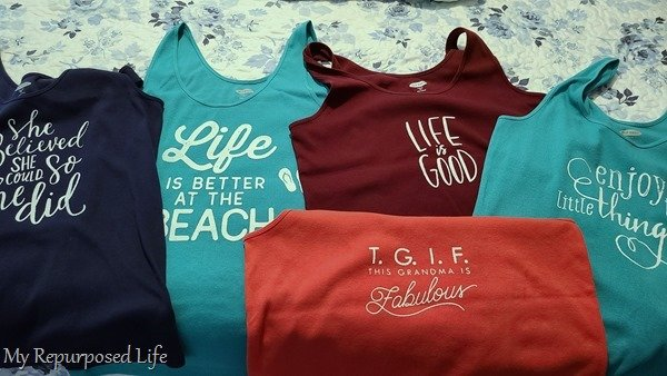 cheap decorated tank tops