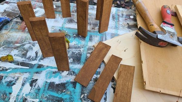woodsie slats