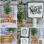 Scrap Wood Christmas Decor