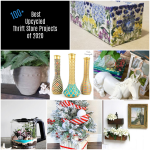 Upcycle Thrift Projects 2020