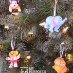 Vintage Happy Meal Toy Ornaments