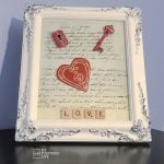 Picture Frame Valentine | Love