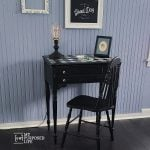 Sewing Machine Cabinet Craft Table