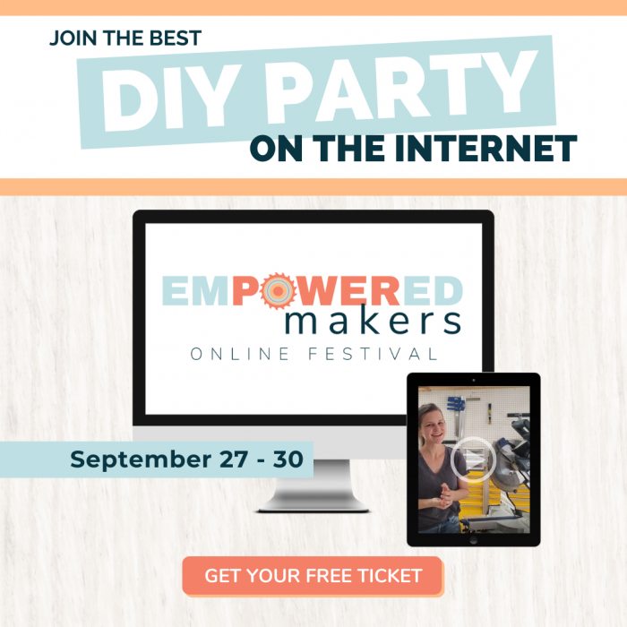 Empowered Makers Online Festival