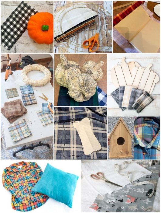 Easy Flannel Projects